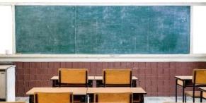 inside-old-classroom-blackboard-desks-260nw-680635891