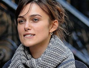 Keira Knightley Without Makeup Pic 2013 03